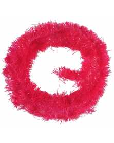 NEON BLOB CHENILLE FLUO RED