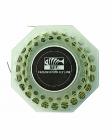 PRESENTATION FLY LINE - CAMOU CORE
