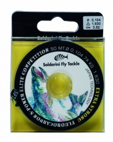 FLUOROCARBON 100% S-POWER - ELITE COMPETITION