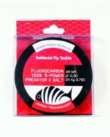 FLUOROCARBON PREDATOR X SALT